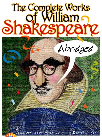 Complete Works of William Shakespeare (Abridged), Free Tonight & Tomorrow